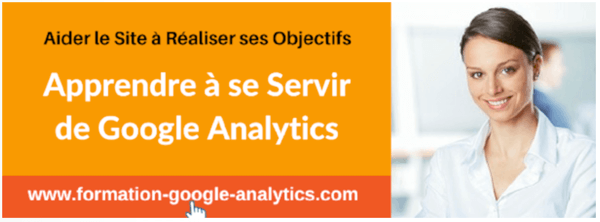 formation professionnelle google analytics